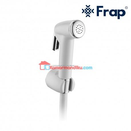 Frap Toilet Shower Set semprotan toilet IF 002-1 warna White