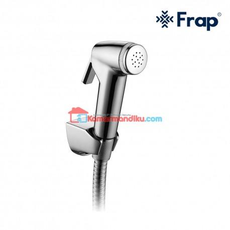 Frap Toilet Shower Set semprotan toilet IF 001 warna Chrome