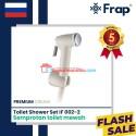 Frap Toilet Shower Set semprotan toilet IF 002-2 warna Cream