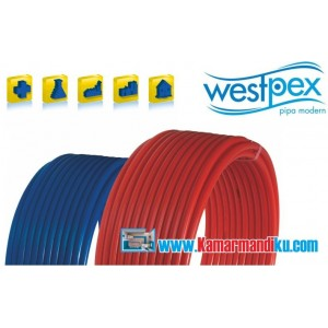 """PN 12.5 - RED/1/2"""" 50M"""