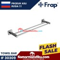 Frap gantungan handuk towel bar sus IF 30309 anti karat