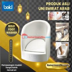 Bold cuci kaki / alat wudhu serba mudah sebagai hadiah di bulan suci ramadhan