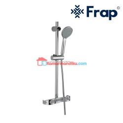 Frap Shower set tiang slide rail IF 8002 anti karat produk Rusia