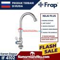 Frap keran dapur IF 4102 berkualitas premium langsung dari Rusia