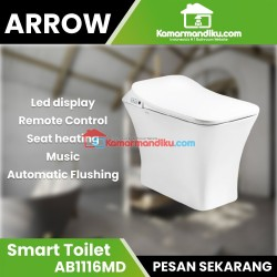 Arrow Smart Toilet toilet duduk pintar AKB1199M kamarmandiku