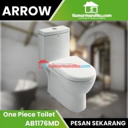 Arrow One Piece Toilet AB1176MD toilet duduk berkualitas bergaransi