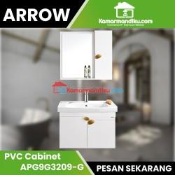 Arrow PVC Cabinet APG9G3209-G kabinet wastafel lemari dan kaca
