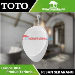 Toto Urinal   urinoir   Closet U104 kamar mandi produk terbaik