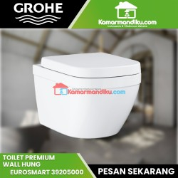 Grohe toilet wall hung Eurosmart 39205000 berkualitas garansi 10 tahun