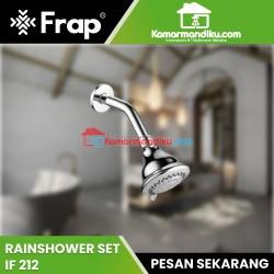 Frap rainshower set round wall IF 212 - Mounted produk rusia garansi