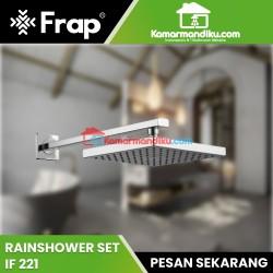 Frap shower arm dan rainshower wall - mounted IF 221 bergaransi