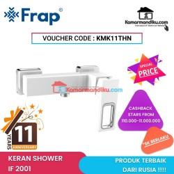 Promo Anniversary Kamarmandiku Frap Shower Mixer IF 2001 produk RUSIA