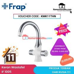 Frap IF 1005 Kran Wastafel dual handle panas dingin promo anniversary