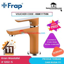 Frap IF 1202-5 kran air wastafel harga promo anniversary kamarmandiku