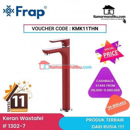 Frap IF 1302-7 Kran wastafel harga promo anniversary kamarmandiku