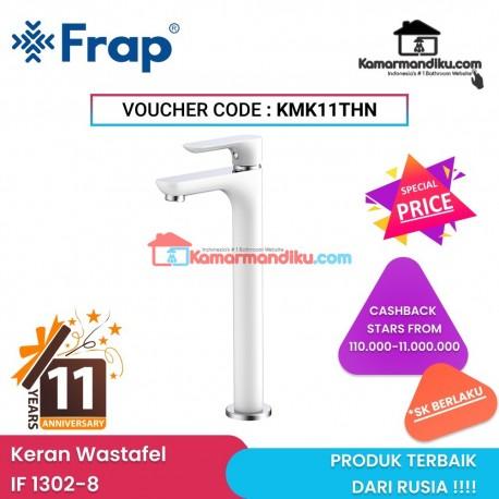 Frap IF 1302-8 Kran air wastafel harga promo anniversary kamarmandiku