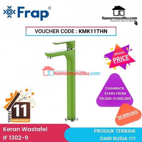 Frap IF 1302-9 Kran air wastafel harga promo anniversary kamarmandiku
