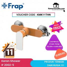 Frap IF 2002-5 Kran shower mixer harga promo anniversary kamarmandiku