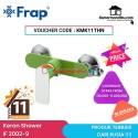 Frap IF 2002-9 Kran shower mixer harga promo anniversary kamarmandiku