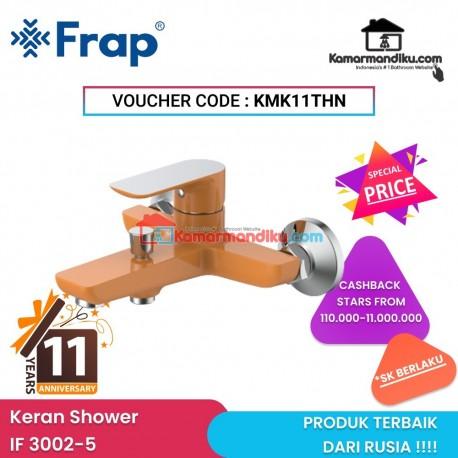 Frap IF 3002-5 Kran shower mixer harga promo anniversary kamarmandiku
