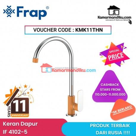 Frap IF 4102-5 Keran dapur kitchen sink harga promo anniversary