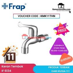 Frap IF 6134 Kran air tembok short wall tap produk terbaik Rusia promo
