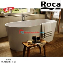 Roca bathtub Hawaii Freestanding New Model