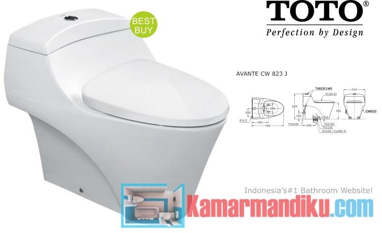 CW823NJ - Toko Online Perlengkapan Kamar Mandi & Dapur