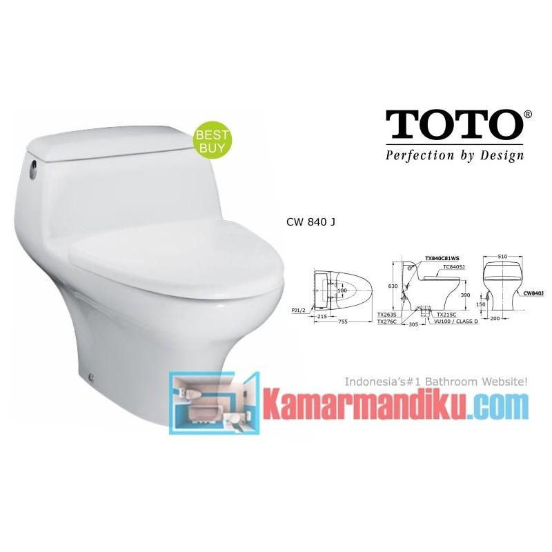 CW 840 J - Toko Online Perlengkapan Kamar Mandi & Dapur