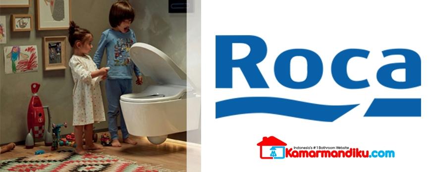 Roca Sanitary Ware telah hadir di Indonesia