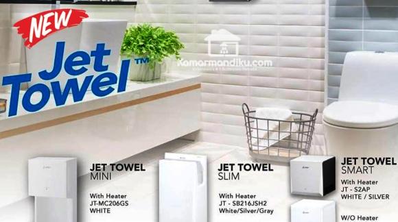 Mitsubishi Hand Dryer | jet Towel | pengering Tangan terbaru | Hotel apartemen Kantor