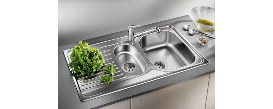 Tips : Memilih Kitchen sink